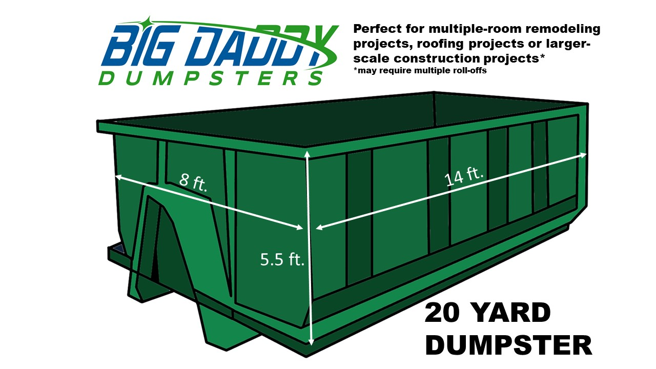 construction dumpster rental